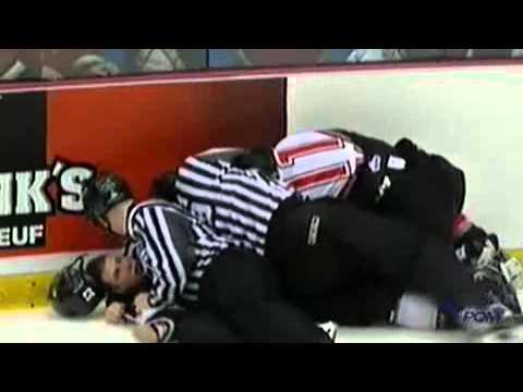 Joey Ratelle vs. Vincent Dunn