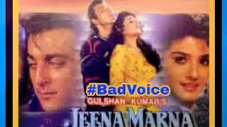 Tune Zamane Yeh.Jeena Marna Tere Sang1992.Anuradha