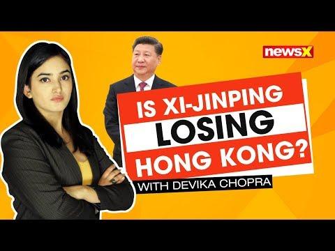 Hong Kong: Point of No Return With Devika Chopra | NewsX