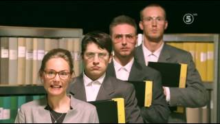"""Carina Bergs Musikvideo """"Deklarera (vi Betalar Skatt)"""""""