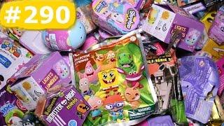 Random Blind Bag Box Episode #290 - Twozies, Teenie Genies, Shopkins, Grossery Gang