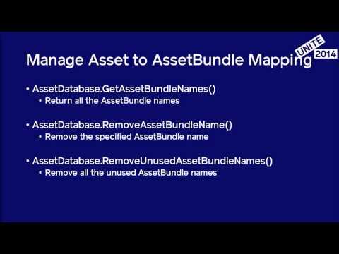 Unite 20Unite 2014 - New AssetBundle Build System in Unity 5