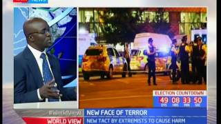 World View: London van attack