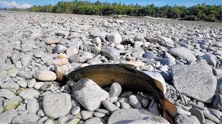 Ловля хариуса ленка в реках хакасии