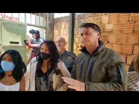 Bolsonaro: Nosso exército não vai fazer nada para privar a liberdade do povo