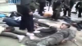 preview picture of video 'الدعوة للإضراب العام في سوريا يوم الأثنين  ١٨ نيسان'