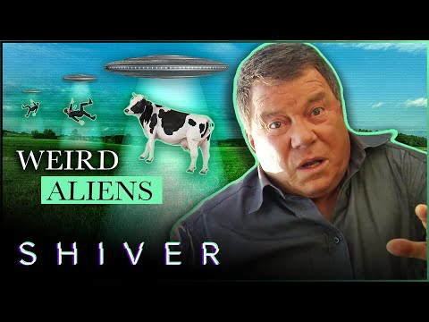 Why Does William Shatner Believe In Aliens?