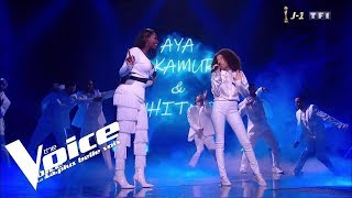 Aya Nakamura Et Whitney   Djadja | Whitney | The Voice 2019 | Final