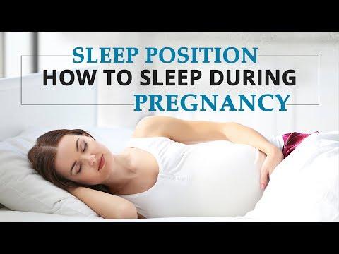 Sleep Position - How To Sleep During Pregnancy
