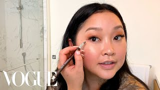 Lana Condor's Guide to K-Beauty and Her \