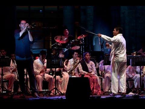 Chapala Blues - Troker feat. Banda Filarmónica del CECAM...