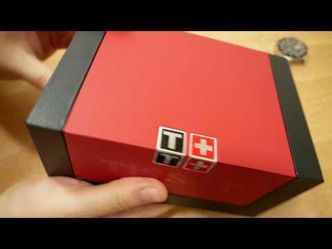 Tissot T-Sport PRS 516 Retro Automatik Armbanduhr | Swiss Watch Clock Uhr | ETA 2836-2 Uhrwerk