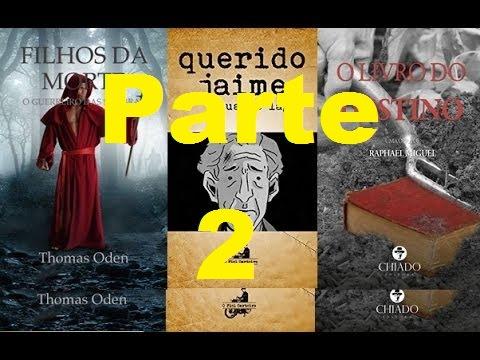 Bate-papo com Raphael Miguel, Eduardo Lages e Thomas Oden (escritores) parte 2 (final)