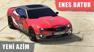 ENES BATUR'UN YENİ ARACI !! (Azim V2 - Camaro SS)