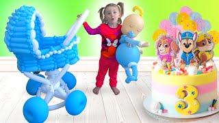 Five Kids Birthday Song Childrens Songs