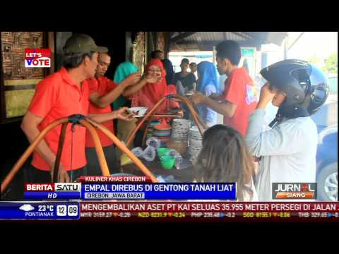 Video Empal Gentong, Kuliner Tradisional Cirebon yang Memanjakan Lidah