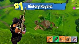 INSANE SNIPES - Fortnite Battle Royale Wins & Highlights