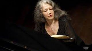 Martha Argerich plays Chopin Concerto No. 1 (2010)
