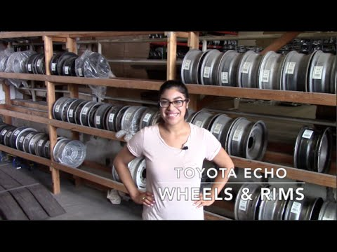 Factory Original Toyota Echo Wheels & Toyota Echo Rims – OriginalWheels.com