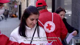 Armenian Red Cross Society celebrates it