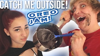 "WE MADE JAM OUT OF OREOS! (Feat. Danielle Bregoli ""Cash Me Ousside"")"