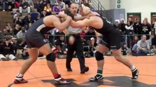 Kyle Snyder vs Shane Cockerille @ MIS 220lb Final 2013