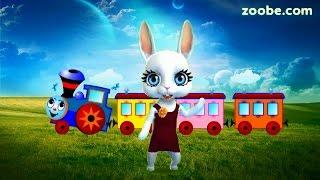 Zoobe Зайка Голубой вагон