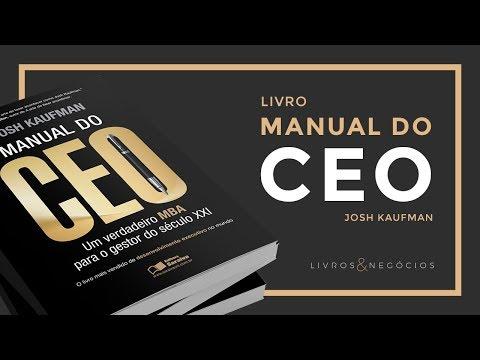 Manual do CEO - Josh Kaufman #79