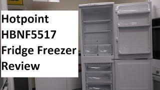 Hotpoint HBNF5517 Frost Free Fridge Freezer
