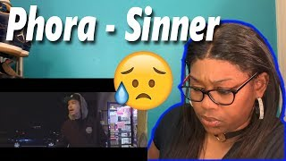 Mom Reacts To Phora   Sinner [Official Music Video] Reaction