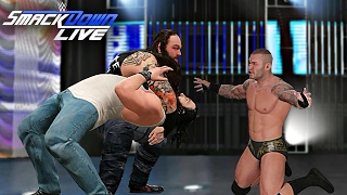 wwe-2k17-story-wyatt-family-triple-threat-title-match-at-wm-33-harper-wins-sd-live-battle-royal