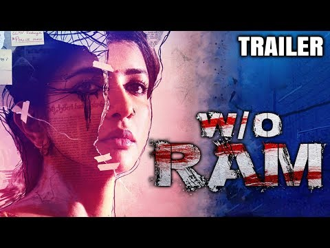 W/O Ram (Wife Of Ram) 2019 Official Hindi Dubbed Trailer 2 | Lakshmi Manchu, Samrat Reddy