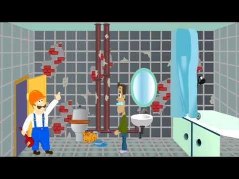 Анимационный ролик - экономия коммунальных ресурсов