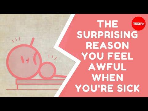 הסיבה המפתיעה להרגשה הרעה בעת מחלת השפעת
