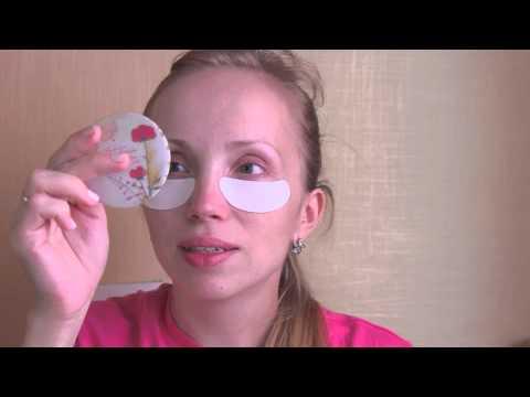Тестирую маску для кожи вокруг глаз от Летуаль!+ результат!