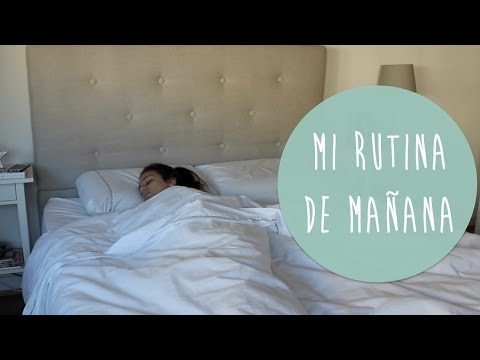 Mi rutina de mañana ♡ | My morning routine | Stripes & Dots