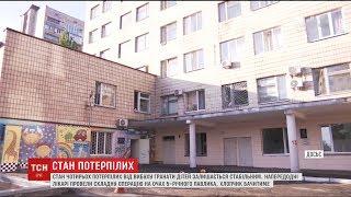 Лікарі провели повну реконструкцію ока 5-річного Павлика, який постраждав під час вибуху у Києві