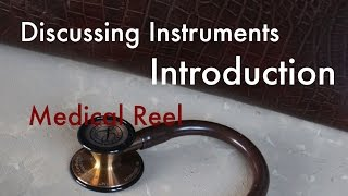 Discussing Instruments 1 - Introduction - Start Here