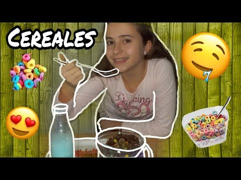 CEREALES CRUJIENTES | GIVEMYFIVE