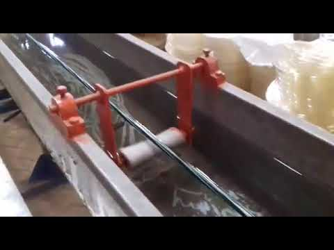 Twin Screw PVC Pipe Making Machine
