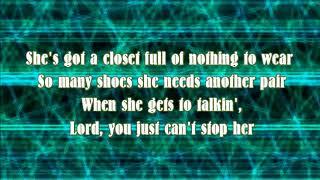 Jonny Diaz Thank God I Got Her (Lyric Video)