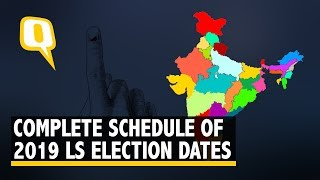 Lok Sabha Election 2019 Dates: Here's All You Need To Know | The Quint