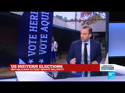 US Midterms: were elections a referendum on Trump?