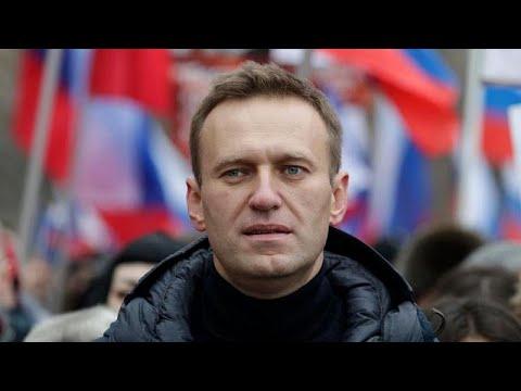 Γερμανία: Δηλητηριάστηκε ο Ναβάλνι-Δεν κινδυνεύει η ζωή του…