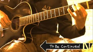 Roundabout Intro (To Be Continued...) - Yes - Guitarra - Cover.