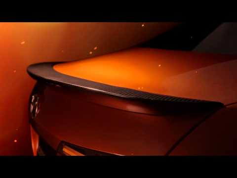 Toyota Furia Concept Preview