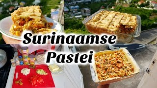 Recipe: How To Make Surinaamse Pastei/ Surinamese Chicken Pie | CWF