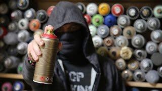 The Secret World Of LA Street Artist Plastic Jesus'