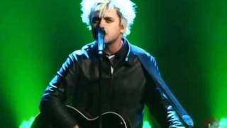 Billie Joe Armstrong - Good Riddance (Time Of Your Life) [Live]