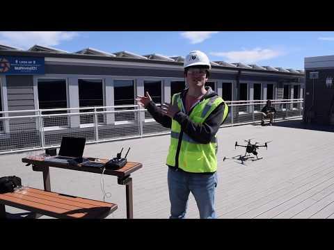 Drone Solar Panel Inspection with FLIR - смотреть онлайн на Hah Life
